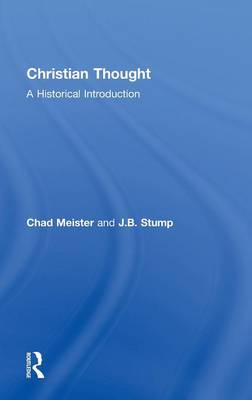 Christian Thought: A Historical Introduction by Chad Meister