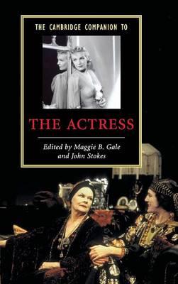 Cambridge Companion to the Actress book