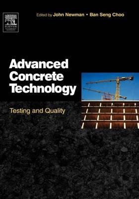 Advanced Concrete Technology 4 book