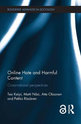 Online Hate and Harmful Content by Teo Keipi
