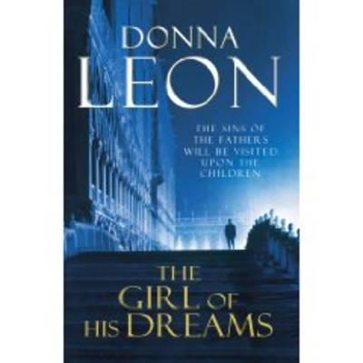 The Girl of His Dreams (Large Print) by Donna Leon