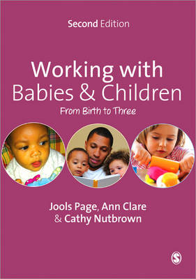 Working with Babies and Children by Jools Page