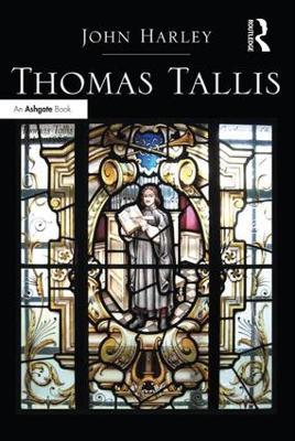 Thomas Tallis book