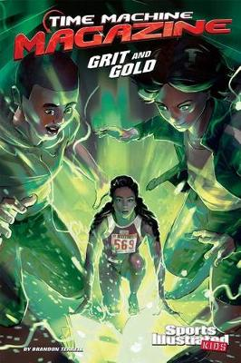 Grit and Gold by Brandon Terrell