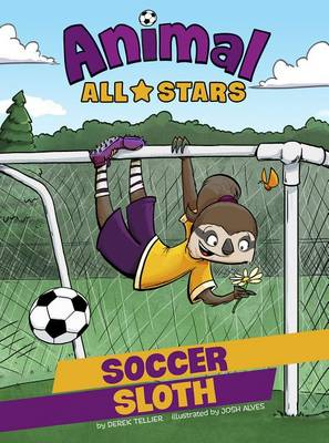 Soccer Sloth by Hoss Masterson