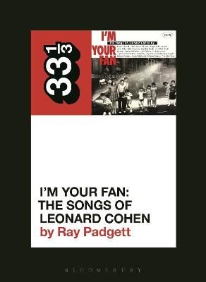Various Artists' I'm Your Fan: The Songs of Leonard Cohen book