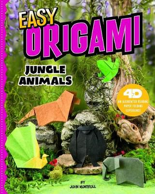 Easy Origami Jungle Animals by John Montroll