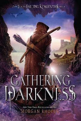 Gathering Darkness by Morgan Rhodes