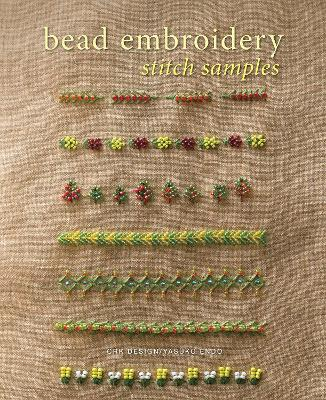Bead Embroidery Stitch Samples by CRK Design