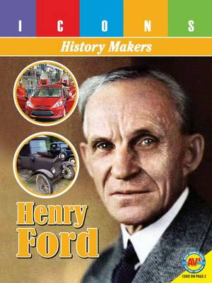 Henry Ford by Pamela McDowell