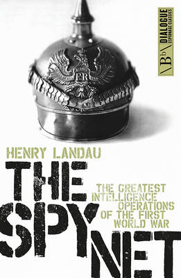 The Spy Net by Henry Landau