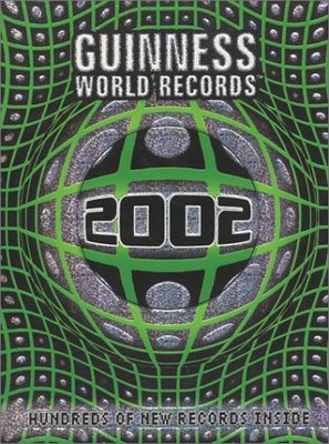 Gwr 2002 (USA Edition) by Guinness World Records