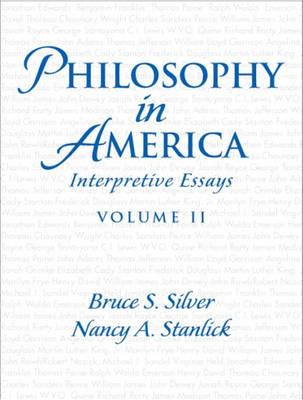 Philosophy in America, Volume 2 book