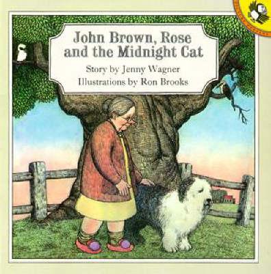 John Brown, Rose & The Midnight Cat book