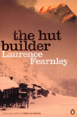Hut Builder by Laurence Fearnley