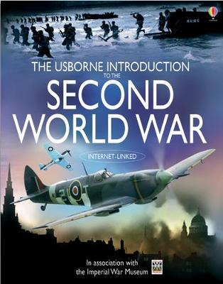 The Second World War Internet-linked by Paul Dowswell