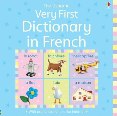 Very First Dictionary in French book