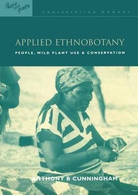 Applied Ethnobotany book