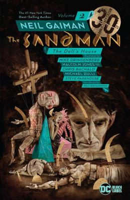 The Sandman Volume 2: The Doll's House 30th Anniversary Edition book