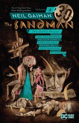 The Sandman Volume 2: The Doll's House 30th Anniversary Edition by Neil Gaiman
