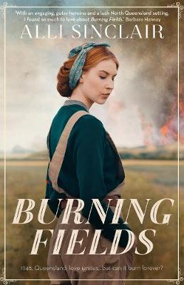 Burning Fields book