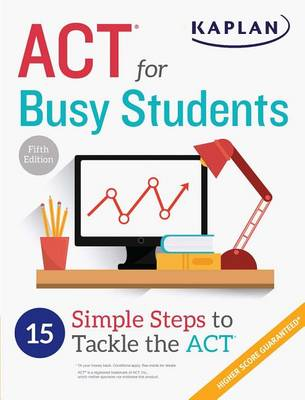 ACT for Busy Students book