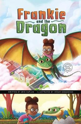 Frankie and the Dragon book