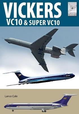 Flight Craft 20: Vickers VC10 by Lance Cole