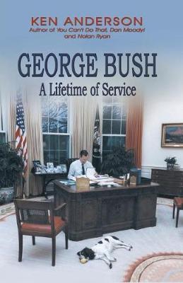 George Bush by Ken Anderson