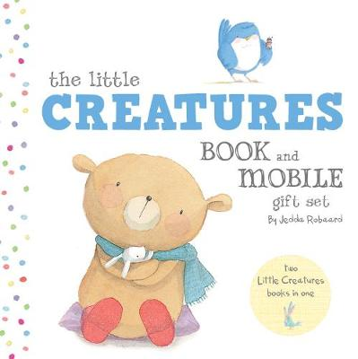 The Little Creatures Book and Mobile Set by Jedda Robaard