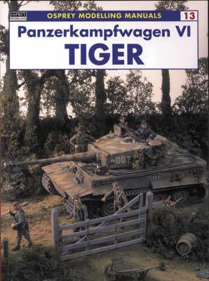 Panzerkampfwagen VI Tiger book
