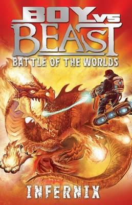 Battle of the Worlds - Infernix by Mac Park
