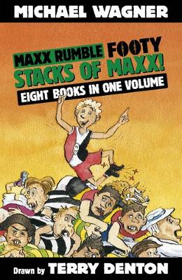 Stacks of Maxx! by Michael Wagner