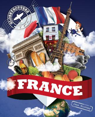 France by Jane Hinchey