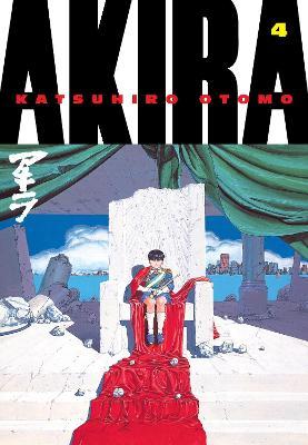 Akira Volume 4 by Katsuhiro Otomo