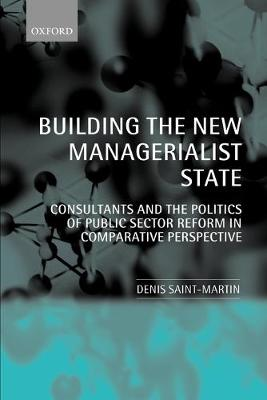 Building the New Managerialist State book