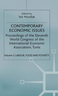 Contemporary Economic Issues by Yair Mundlak