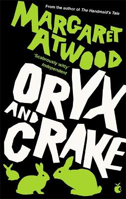 Oryx And Crake book