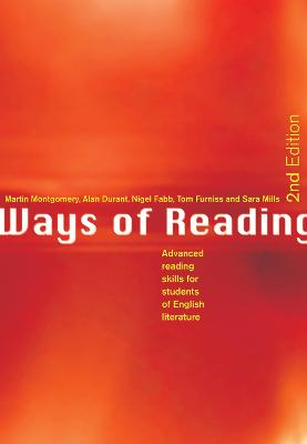 Ways of Reading by Martin Montgomery