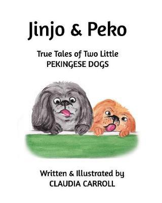 Jinjo & Peko by Claudia Carroll