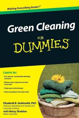 Green Cleaning For Dummies book