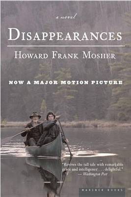 Disappearances book