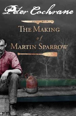 Making of Martin Sparrow book