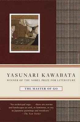 The Master of Go by Yasunari Kawabata