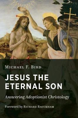 Jesus the Eternal Son book