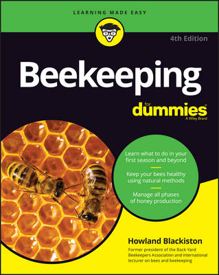 Beekeeping for Dummies, 4th Edition by Howland Blackiston