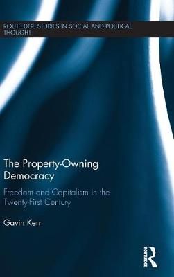 Property-Owning Democracy book