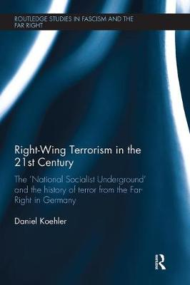 Right-Wing Terrorism in the 21st Century book