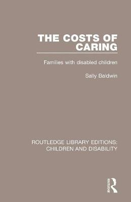 The Costs of Caring by Sally Baldwin