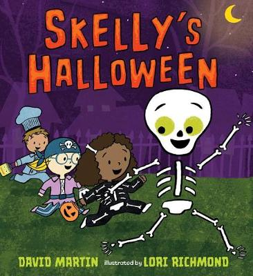 Skelly's Halloween by Martin David